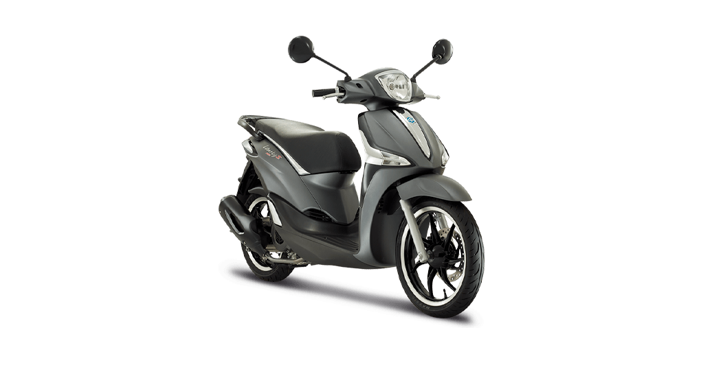 Vehículo Piaggio Liberty Scooter