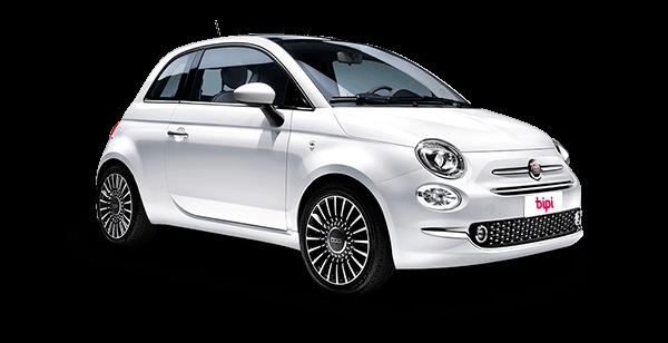 Vehículo Fiat 500 Compacto