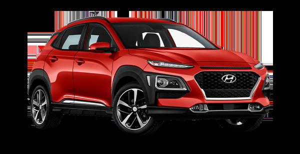 Vehículo Hyundai Kona