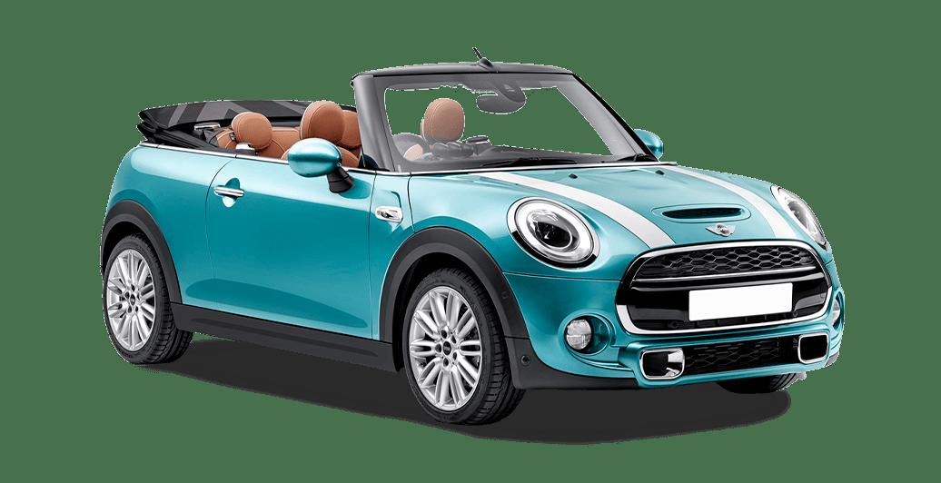 Vehículo Mini Cabrio Descapotable