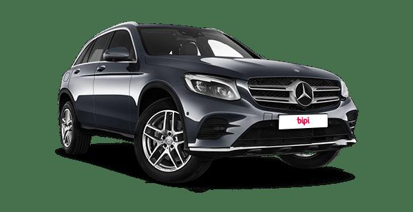 Vehículo Mercedes GLC SUV