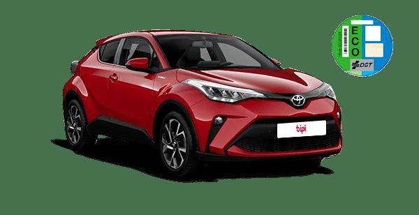 Vehículo Toyota C-HR Crossover