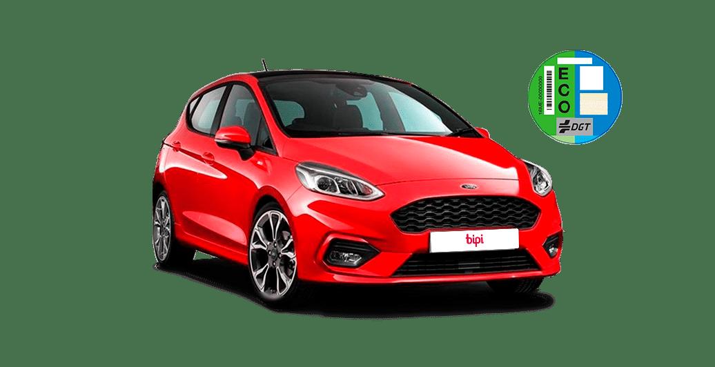 Vehículo Ford Fiesta GLP Compacto