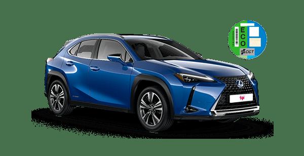 Vehículo Lexus UX SUV