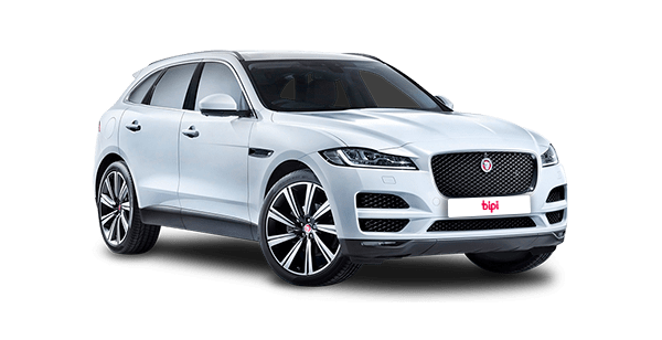 Vehículo Jaguar F-Pace SUV