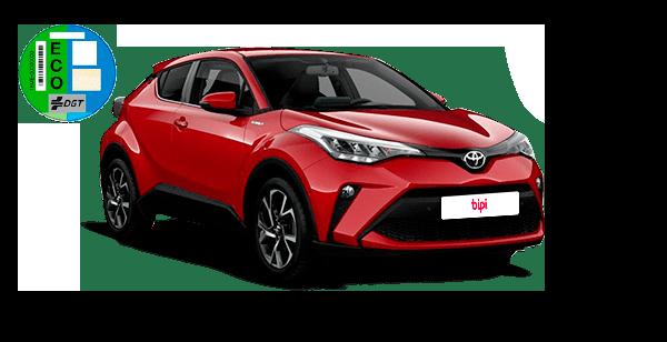 Vehículo Toyota C-HR