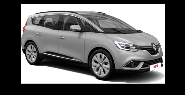 Vehículo Renault Grand Scenic Compacto