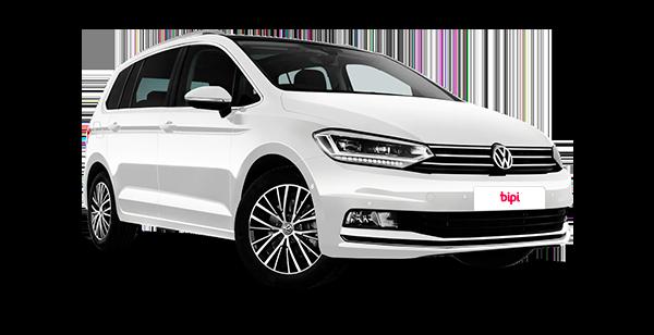 Vehículo Volkswagen Touran Familiar